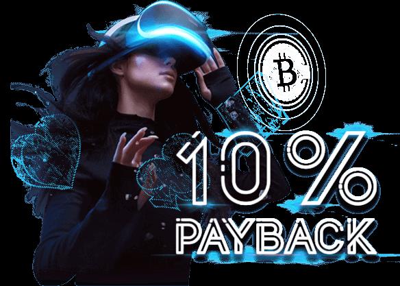 10% Payback Bonus